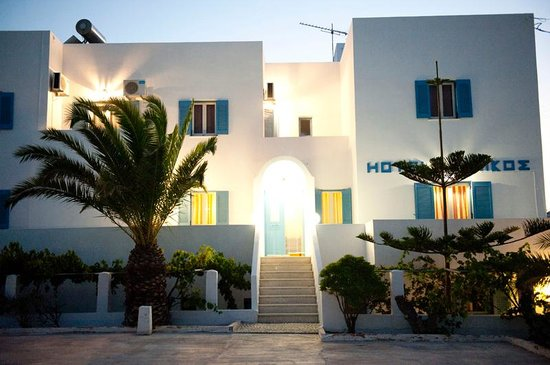Foto de Nikos Hotel