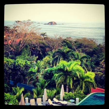 Parador Resort and Spa:                   Ocean View