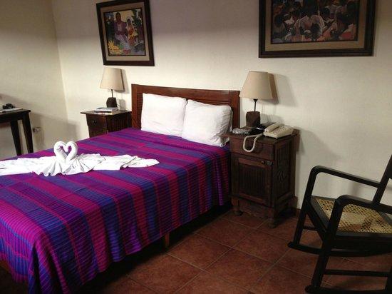 Arbol de Fuego Eco-Hotel:                   My room was very comfortable and relaxing.