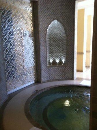 Four Seasons Resort Marrakech:                   Spa