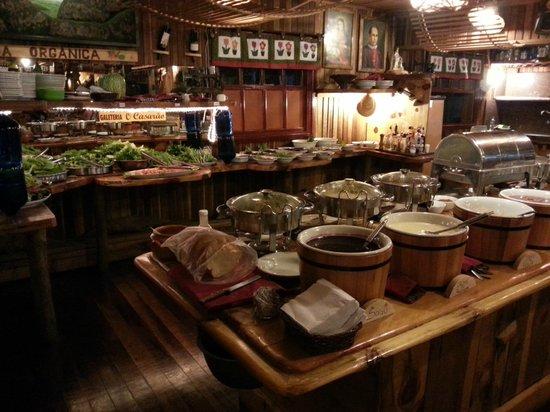 O Casarão:                   buffet