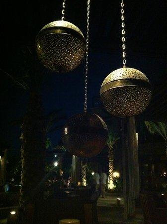 Four Seasons Resort Marrakech:                   Restaurant Italien de l'hotel