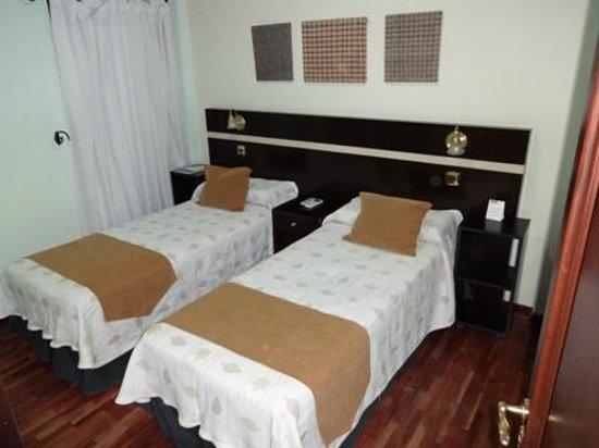 Gregorio I Hotel Boutique:                   quarto