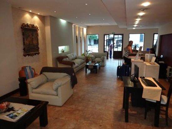 Gregorio I Hotel Boutique:                   lobby