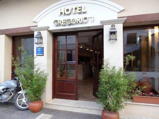 Gregorio I Hotel Boutique:                   entrada