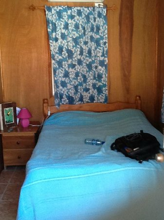Costa Maya Beach Cabanas:                   room #8