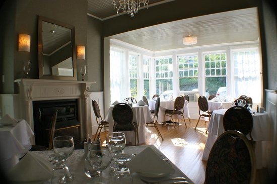 Sophia's Fine Dining at the Eriksen Premises: Sophia's Dining Room