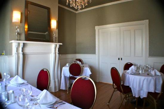 Sophia's Fine Dining at the Eriksen Premises: Private Dining at Sophia's