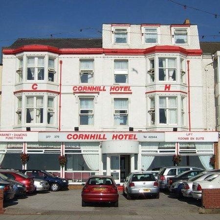 Photo of The Cornhill Hotel Blackpool