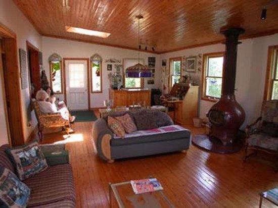 L'Auberge du Saumonier Lodge