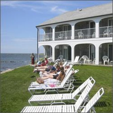 Beach House at Bass River Foto