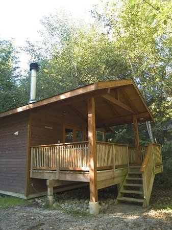 Evergreen Forest Cabins Resmi