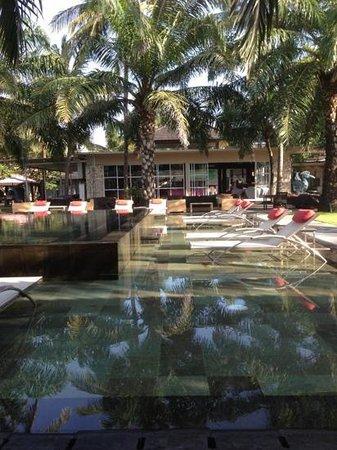 Segara Village Hotel:                   segara Village pool