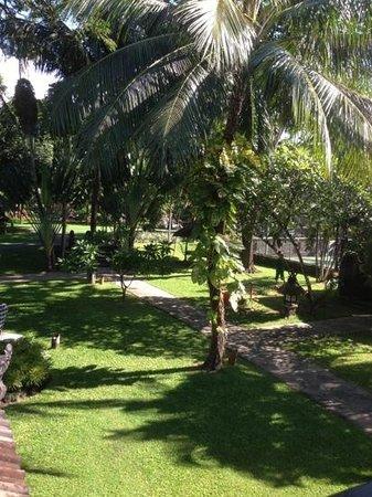 Segara Village Hotel:                   view from room