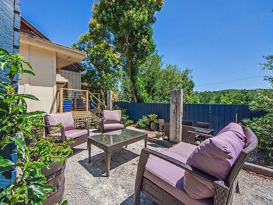 Tuck Inn Yarra Valley: Tuck Inn Outdoor Space