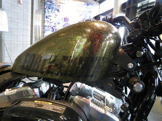 Harley Davidson Factory Tour Love The Paint Job