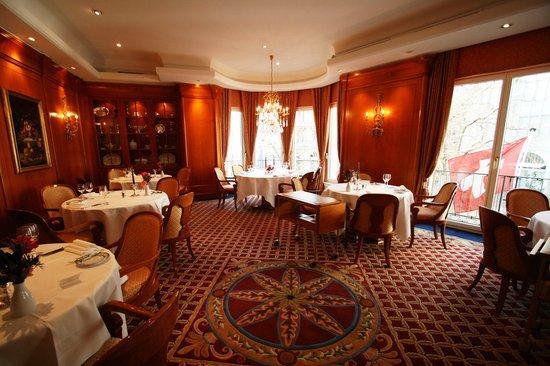 Savoy Baur En Ville Restaurant Baur