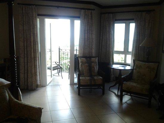 Sandals Grande Antigua Resort & Spa:                   St. Tropez with balcony room
