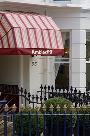 The Amblecliff : Welcome