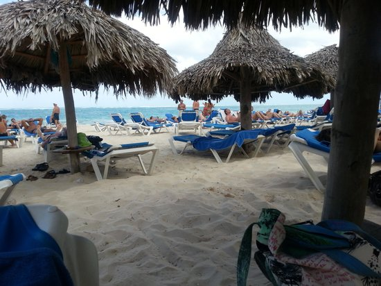 Caribe Club Princess Beach Resort & Spa:                   LA SPIAGGIA