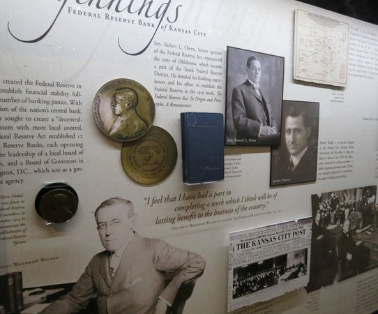 The Money Museum:                   History of the Federal Reserve