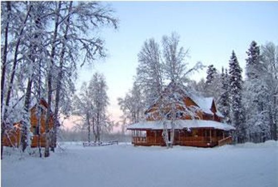 Susitna River Lodging Photo