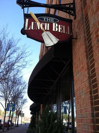 The Lunch Bell:                   Lunch Bell in Newport News