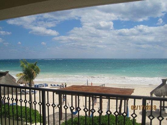 Hotel Marina El Cid Spa & Beach Resort:                   View from room 373