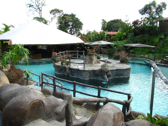 Los Lagos Hotel Spa & Resort:                   Main pool