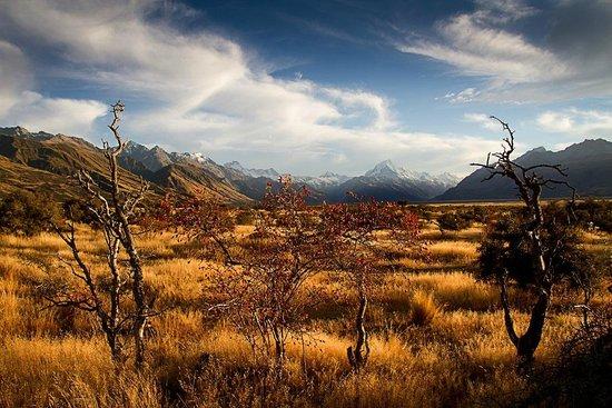Mount Cook Glentanner Park Centre: Guest Photo - Glentanner in the Autumn