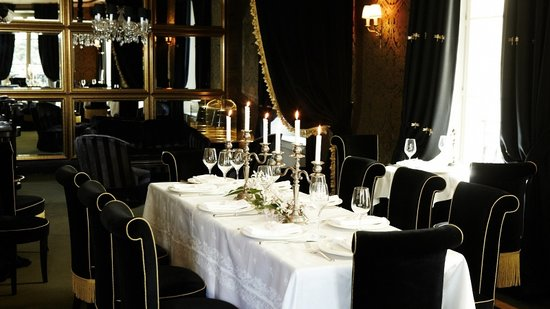 Hotel Particulier Restaurant : Grand salon