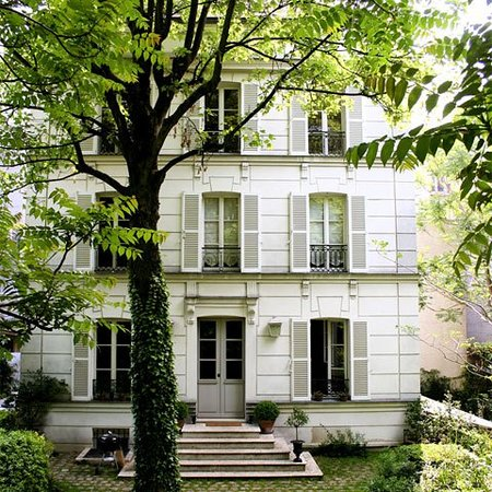 Hotel particulier restaurant paris montmartre for Hotel paris telephone