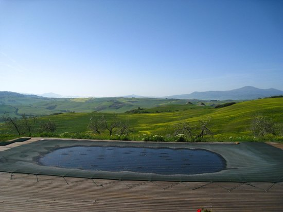 Due Terre Agriturismo :                   Great View