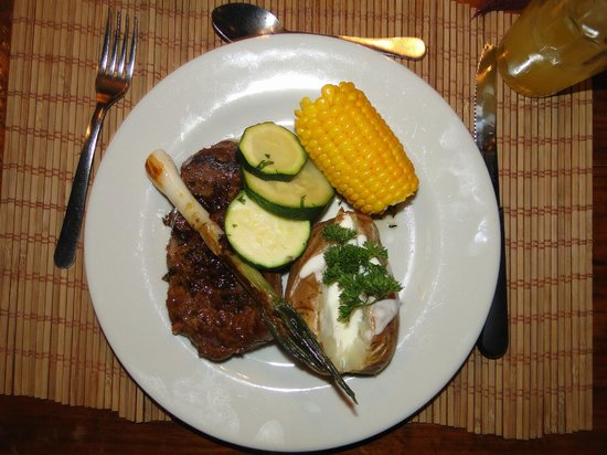 Posada de Santiago:                   Dinner