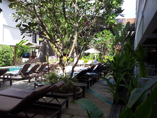 Aonang Buri Resort:                                     pool