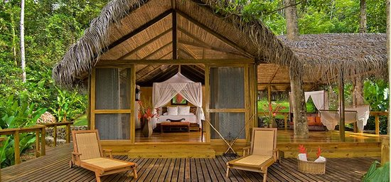 Pacuare Lodge - Honeymoon Suite
