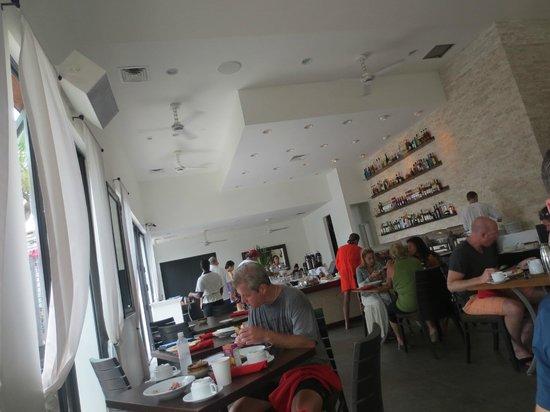 جانزيفورت تركس آند كايكوس:                   Free daily buffet breakfast in Stelle                 