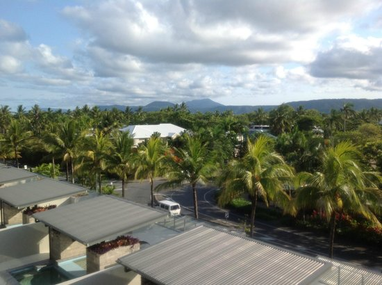Coconut Grove Apartments:                                     Alternate View (towards beach)