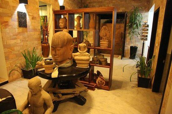Bunwin Boutique Hotel:                                     lobby