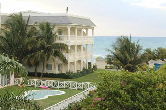 Grand Palladium Jamaica Resort & Spa:                   Rooms were in these buildings