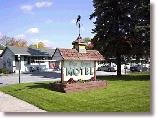 Photo of Blue Spruce Motel Old Forge