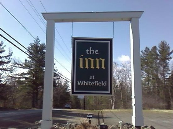 Inn at Whitefield: welcome to the inn