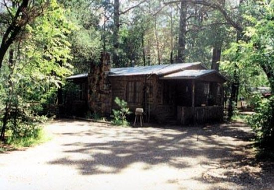 Ponderosa Cabins Ruidoso New Mexico Campground