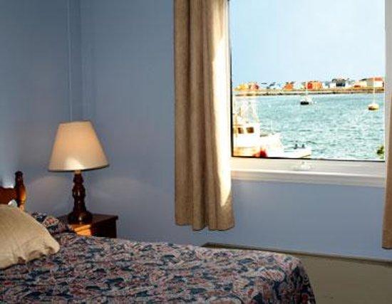 L'Hotel Robert: chambre standard non rénovée avec vue