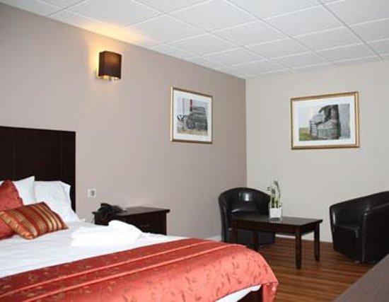 L'Hotel Robert: suite