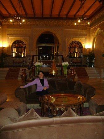 Hotel Alhambra Palace:                   Salón