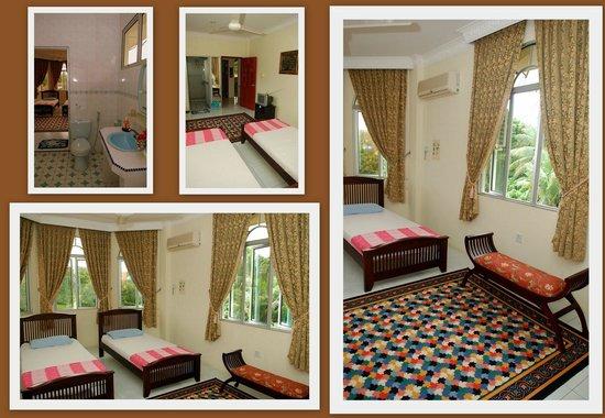 Baitul Wajihah Homestay: Room 1