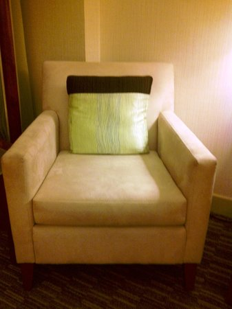 The Westin Calgary:                   chair