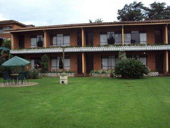 Pie de la Sierra Hotel:                   La mejor área para elegir habitación