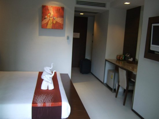 Aree Tara Resort:                   Deluxe room